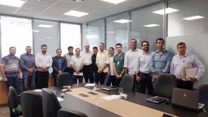 Vereadores se reúnem com representantes da CCR ViaOeste para tratar de assuntos referentes a duplicação da Rodovia Raposo Tavares