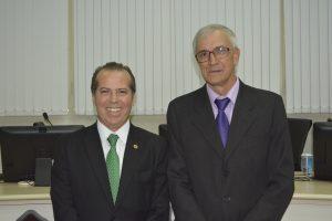 Vereador Etelvino e Deputado Márcio Camargo buscam implantação de pista de skate ou quadra de futebol society em São Roque