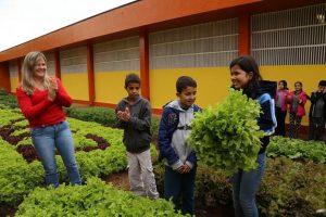 Vereador Julio Mariano quer fomentar as Hortas Educativas e Comunitárias em São Roque