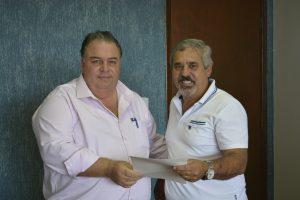 Vereador Julio Mariano vai até Mairinque conversar com o atual Prefeito Alexandre Peixinho sobre os transtornos causado pelas obras da Rodovia Raposo Tavares