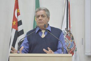 Vereador José Luiz volta a cobrar finalização das obras na Estação de Tratamento de Esgoto no Guaçu