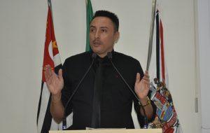 Rafael Marreiro encampa luta por Secretaria Municipal de Segurança Pública