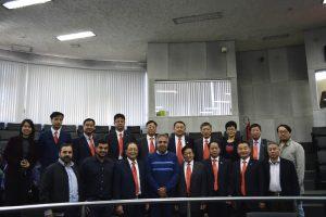 """Rafael Tanzi recebe grupo de empresários chineses no evento """"Diálogos com Shangai"""""""