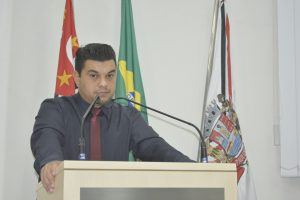Vereador Rafael Tanzi cobra mais Segurança