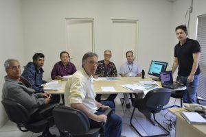 Primeira reunião da Comissão Municipal de Geografia e Estatística é realizada na Câmara