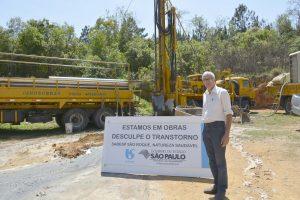 Vereador Etelvino informa que em breve haverá continuidade dos serviços para abastecimento de água na Vila Lino
