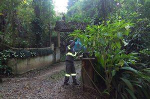Vereador Cabo Jean conquista coleta de lixo para ruas do Bairro Gabriel Piza
