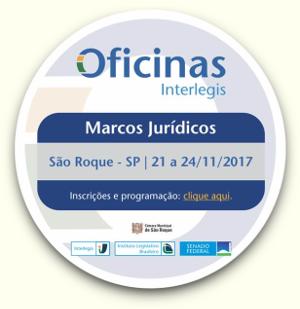 Oficinas Interlegis - São Roque - 21 a 24/11/2017