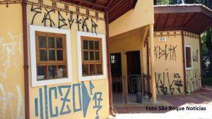 Projeto de Lei aprovado na Câmara prevê multa para quem cometer atos de pichação, vandalismo e depredação ao patrimônio público e privado