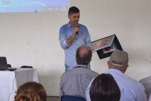 Guto Issa participa e apoia 1° Fórum Municipal de Desenvolvimento Rural Sustentável