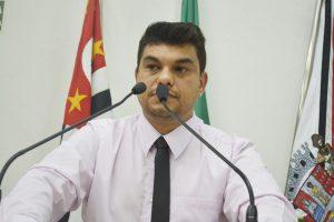 Vereador Rafael Tanzi cobra da Prefeitura soluções para Santa Casa