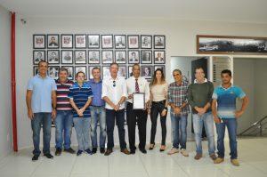 Câmara de São Roque obtém Auto de Vistoria do Corpo de Bombeiros