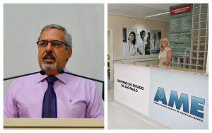 Vereador Julio Mariano pede AME em prédio onde era o SESI no Jardim Carambeí