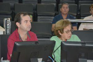 Vereador Alexandre Pierroni participa de reunião com a Administração da Santa Casa