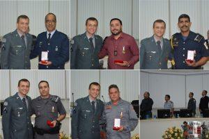 Sessão Solene alusiva ao Dia do Policial
