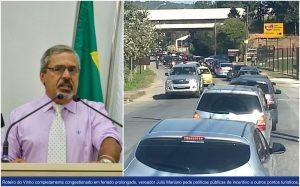 Vereador Julio Mariano fala sobre o turismo e sua infraestrutura em São Roque