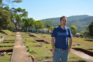 Vereador Alexandre Pierroni parabeniza Frente de Trabalho pelo serviço de zeladoria no município