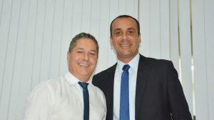 Vereador Alacir Raysel é eleito 2° Vice-Presidente da Câmara Municipal