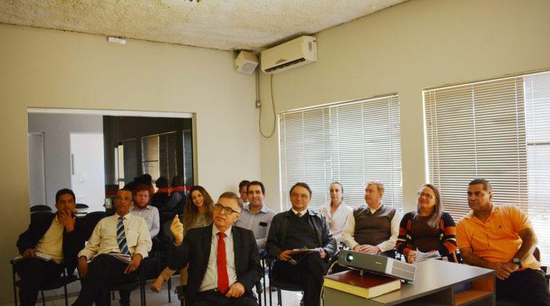 Servidores da Câmara Municipal participam de curso