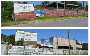 Obras paradas das UBS do Taboão e do Guaçu são descaso com o dinheiro público, afirma Guto Issa