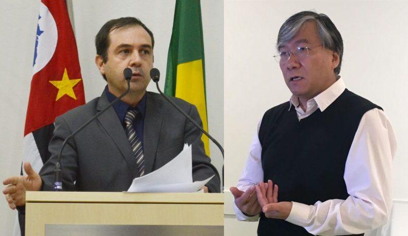 Vereador Alexandre Pierroni lamenta a morte do médico criador das Carretas da Saúde