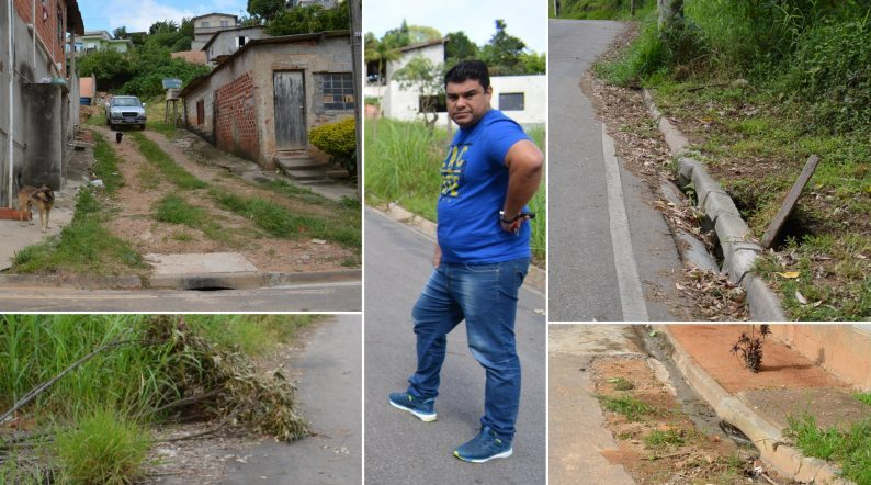 Vereador Rafael Tanzi cobra melhorias para Vila Vilma e refaz pedido de Distrital