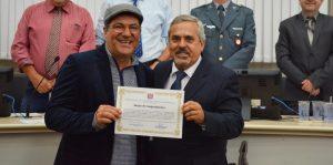 Vereador Julio Mariano homenageia Quinta do Olivardo por premiação no Festival Sabor de São Paulo