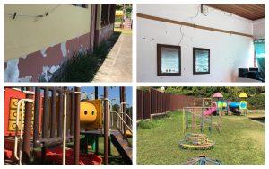 Vereador Rafael Tanzi solicita manutenção de todas as escolas e creches do município