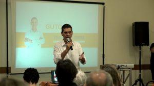 Vereador Guto Issa presta contas de seu trabalho à população