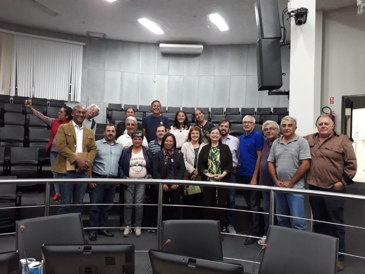 Vereador Alexandre Pierroni participará de Associação para coordenar revitalização e reformas no Sítio da Capela de Santo Antonio