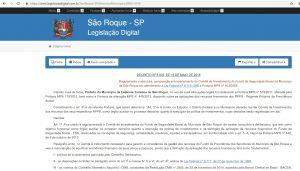 Software que integra gestão do Processo Legislativo da Câmara Municipal recebe inovações