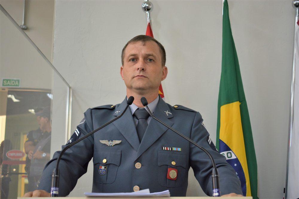 Vereador Cabo Jean pede à Prefeitura criação de protocolo eletrônico para munícipes