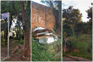 Vereador Cabo Jean pede manutenção, limpeza e capinação em ruas do Jardim Meny