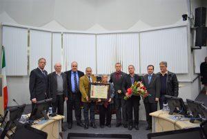 Câmara de São Roque celebra Dia da Comunidade Italiana e concede homenagem