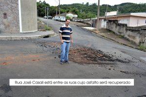 Jd. Maria Trindade recebe melhorias após cobrança de Alexandre Pierroni