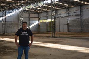 Vereador Rafael Tanzi quer transparência na concessão de imóvel público