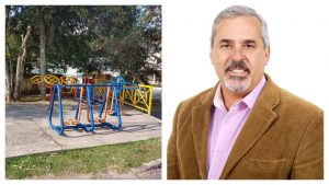 Vereador Julio Mariano quer mais academias ao ar livre em São Roque