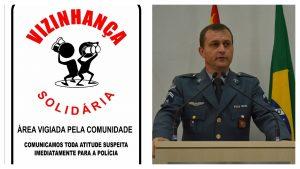 Com o apoio do Vereador Cabo Jean, Bairro Cambará será mais uma célula do Vizinhança Solidária em São Roque
