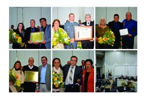 Câmara comemora Aniversário de São Roque em Sessão Solene e concede homenagens