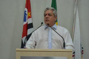 Vereador José Luiz solicita saneamento básico no Bairro do Vinhedos