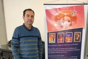 Alexandre Pierroni participa de curso na USP sobre cuidados na infância e adolescência