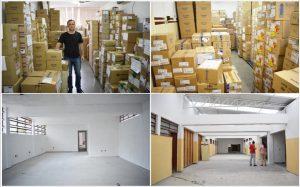 Cabo Jean exalta eficiência da farmácia pública e acompanha reformas que melhoram seu atendimento à população