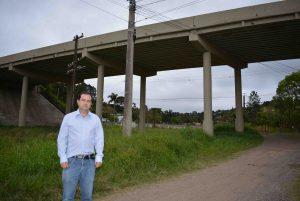 Vereador Alexandre Pierroni confirma novo acesso do centro de Maylasky à Rodovia Raposo Tavares