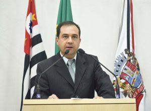 Vereador Alexandre Pierroni promove mais segurança à população