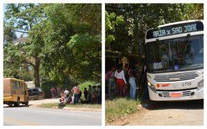 Vereador Cabo Jean pede colocação de pontos de ônibus no KM 50 da Eng. Renê Benedito da Silva