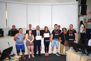 Vereador Julio Mariano homenageia AMEAS pelo Projeto CrossFit Adaptado a deficientes físicos