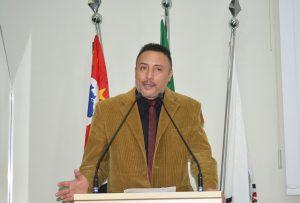 Vereador Rafael Marreiro pede criação de Diretorias de Segurança e de Cultura no município