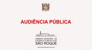 Audiência Pública Finanças, Orçamentos e Contabilidade