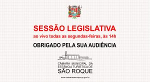 Sessão Ordinária de 19 de outubro de 2020