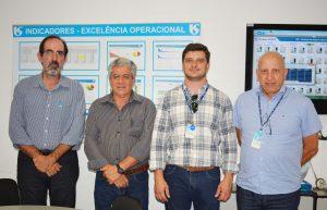 Vereador José Luiz se reúne com Sabesp e pede melhorias para vários bairros de São Roque